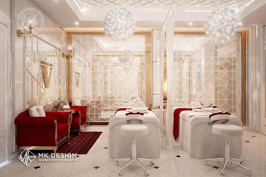 Mở spa cần bao nhiêu vốn? Và chi phí tư vấn thiết kế spa đẹp