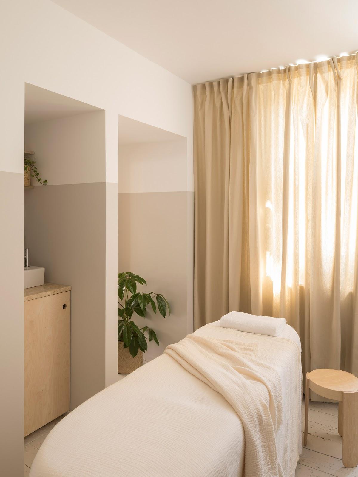 Thiết kế nội thất spa - Bí quyết thu hút khách hàng từ ấn tượng đầu tiên