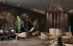 Thiết kế spa chuyên nghiệp - Nội thất cao cấp Minh Kiệt Spa