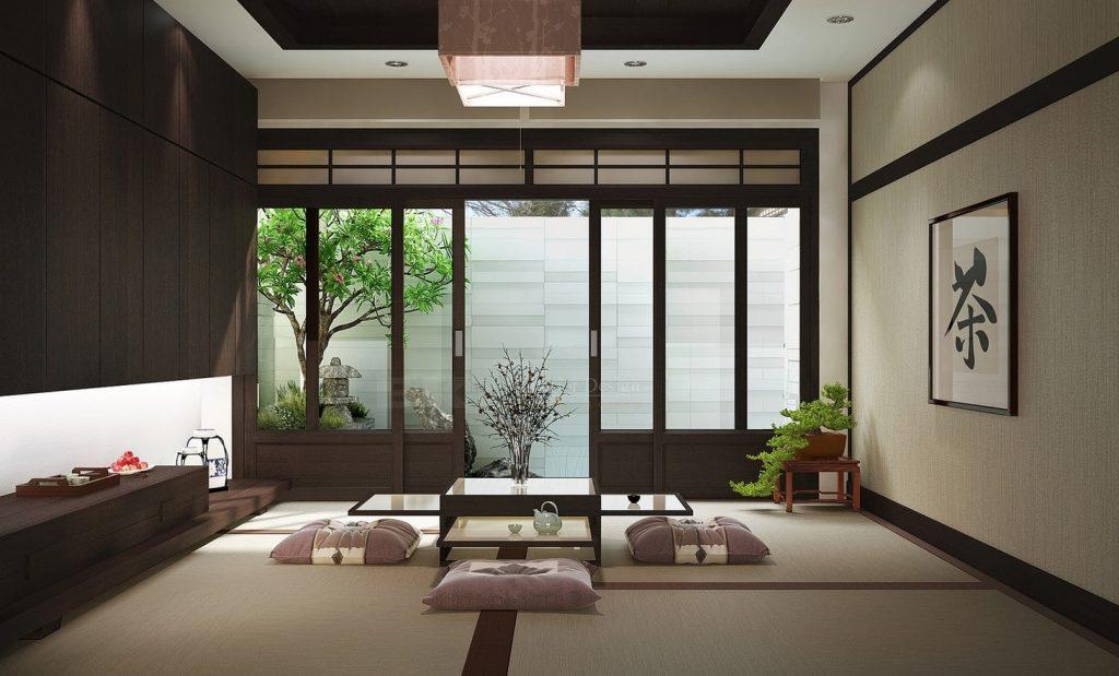 Thiết kế spa phong cách Zen : Nét chấm phá độc lạ năm 2020