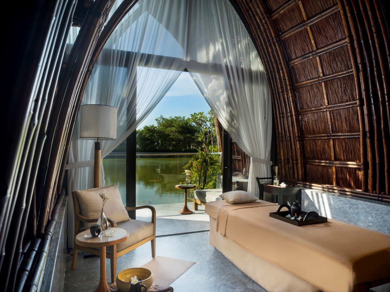 Thiết kế Spa tại Hải Phòng - Trang trí spa hoàn hảo từ thiên nhiên