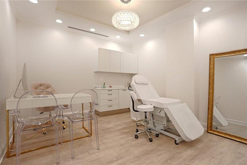 Thiết kế spa Medical - 10 lưu ý đáng giá khi thiết kế