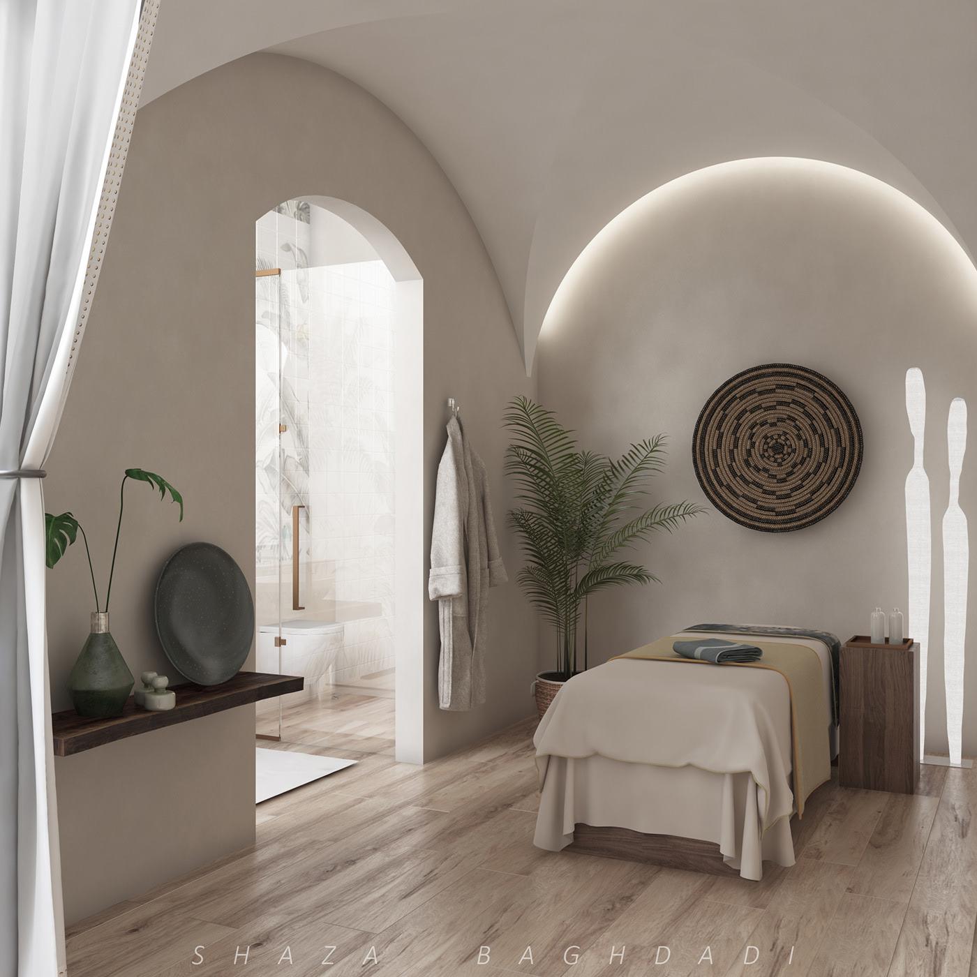 Thiết kế spa nhỏ đẹp: 10 ý tưởng độc đáo cho spa mini